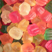 Mini Gummy Bears 30 Lbs.