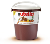 Nutella (2/6.6 Lbs Containers)