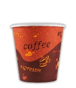 10 Oz. Generic Paper Hot Cups 1000/Case