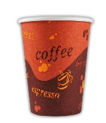 16 Oz. Generic Paper Hot Cups 1000/Case