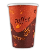 20 Oz. Generic Paper Hot Cups 600/Case