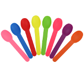 Heavy Duty Yogurt Spoons 1000/Case